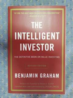 The Intelligent Investor Revised Edition