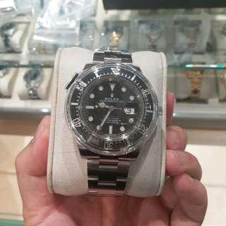 Rolex 126600 SEA-DWELLER 缺貨只得一隻