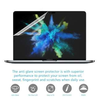 """[IN-STOCK] Macbook Screen Protector for New Apple Macbook Pro 13"""" With & Without Touch Bar(2017 & 2016 Release)"""