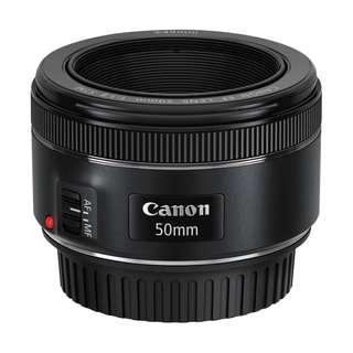 [BN] Canon EF 50mm F1.8 STM Lens