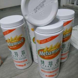 美達施 天然纖維素橙味白蓋 橙味幼滑裝528g