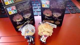 Diabolik Lovers More Blood mini figures