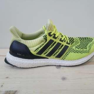 06f2f10940205 Adidas Ultra Boost 1.0 Solar Yellow