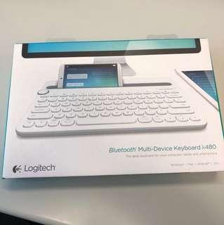 Logitech 藍牙keyboard k480