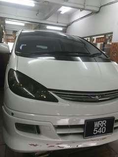 Toyota Estima acr 30