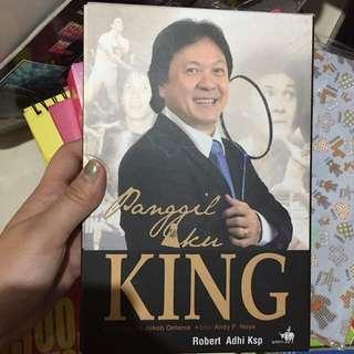 Buku Panggil Aku King