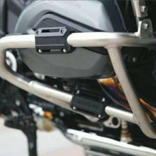Honda,yamaha,bmw,kawasaki,suzuki,ktm..Motorcycle engine guard protector for 25mm crash bar