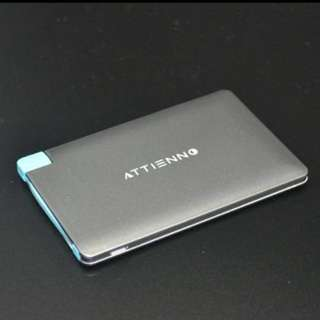 Attienno 3000mah Power Bank