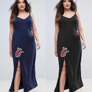 maxi dress xxl | Online Shop & Preorder | Carousell Philippines