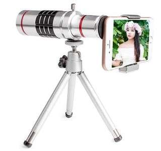 universal tripod mobile lens 12x