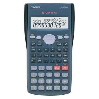 casio fX82ms Scientific Calculator Original