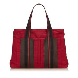 Authentic Hermes  Sac Troca Horizontal Designer Bag