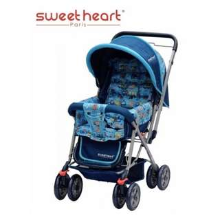 Sweet Heart Paris Stroller St49