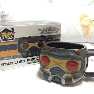 Marvel Collector Corps Exclusive Guardians Of The Galaxy Star-Lord Pop! Ceramic Mug