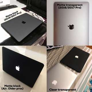 Apple Macbook Hard Cover Cases