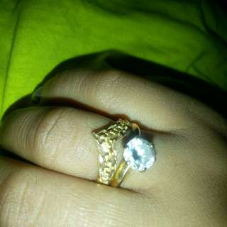 Arab Gold rings