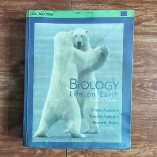 Biology: Life on Earth 7th Edition