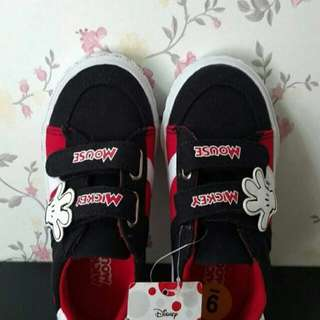 Brandnew Authentic From U.S. Mickey Mouse Shoes For Toddlers
