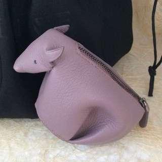 Loewe Leather Craft Coins Bag Purse 👛  X'mas Present 散子包 Valentine's gift 情人節禮物💕💌🎁必選