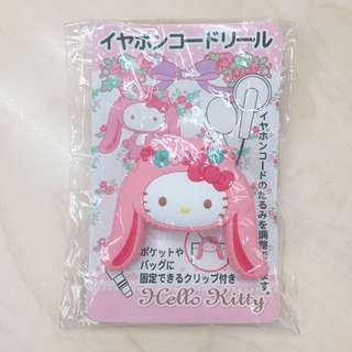 Hello kitty 收線器