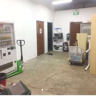 Huge Spacious Workshop Factory / Warehouse Space & Rooms