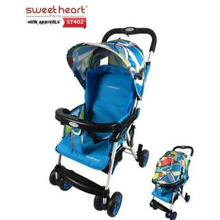 Sweet heart Paris Stroller st 402
