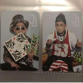 JJ Project 小卡