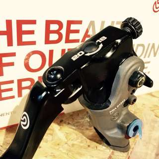 BREMBO 19 RCS BRAKE PUMP/LEVER
