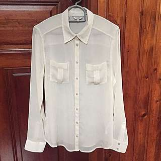 Authentic Guess Ladies Shirt