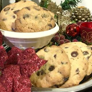Chocolate Chip Cookies for gifting and giveaways by the dozen
