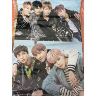 2 BTS posters