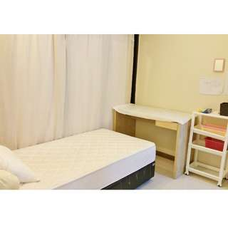 233 Bras Basah Complex @ Bain Street (Common Bedroom)  - Near Bras Basah/Bencoolen/Bugis  MRT !! Aircon / Wifi , @ the Heart of Town, Near All Amenities; NAFA ART SCHOOL etc..