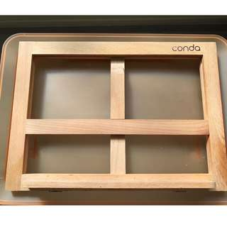 Conda Table Easel Wood Stand (Landscape)