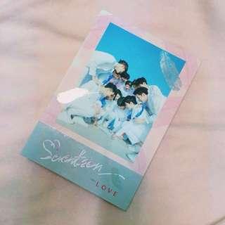 Seventeen - Love&Letter