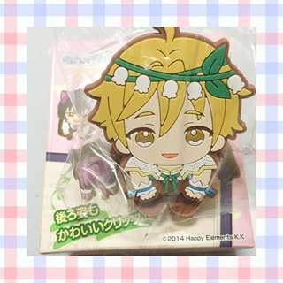 Ensemble Stars Nokkari Rubber Clip Seasons Spring