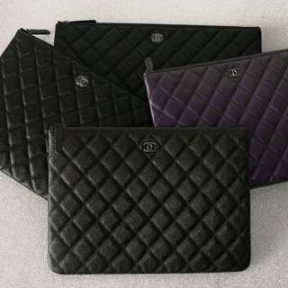 Authentic Chanel Classic O Case