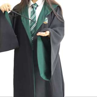 Harry Potter Costume set (green)