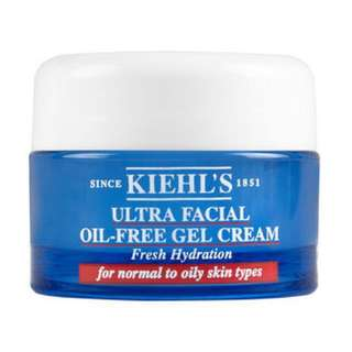 Kiehl's Ultra Facial Oil Free Gel Cream (7ml)