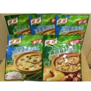 台灣代購🇹🇼康寶 康寶濃湯 (五包一組)
