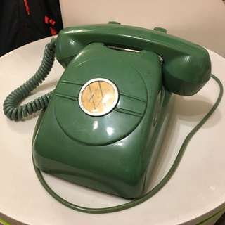 Taiwan 70s Antique in-house phone