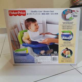 Promotion FisherPrice Healthy Care Booster Seat