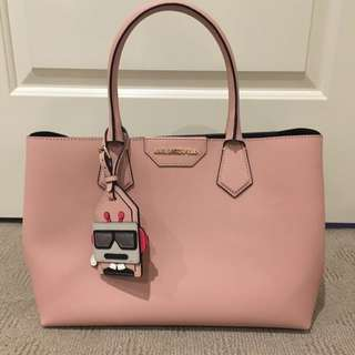 KARL LAGERFELD - K/Shopper Small Saffiano