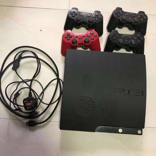 Sony PS3 (modded)