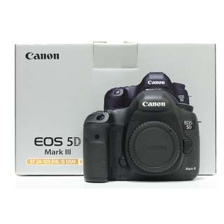 Canon EOS 5D Mark III Body 97% New , ( SC 20k+)