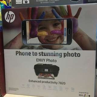 Hp envy photo 7820 all-in-one