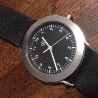 <Sale> CK modern casual dress quartz watch