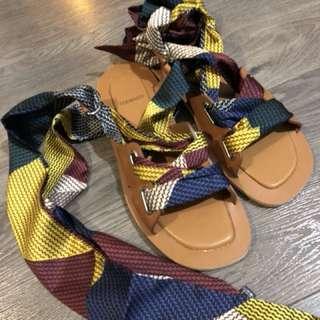 Korean sandals ( good material)