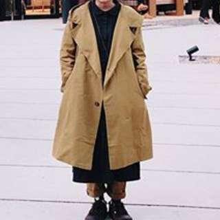 🚚 日單風衣外套