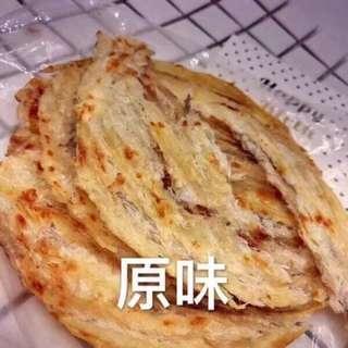 🚚 四種口味😍【韓國人氣-老爺爺深海魚片】一包200g