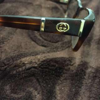 Gucci glasses frame